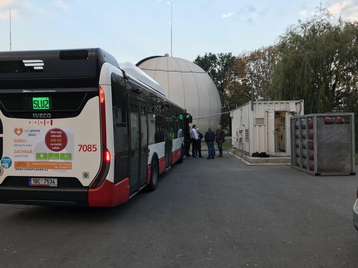 HUTIRA green gas
